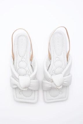 Marjin Kadın Sandalet Helginbeyaz 2