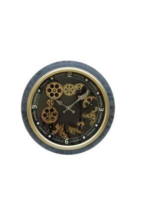 Saat Çarklı Duvar Saati 903461