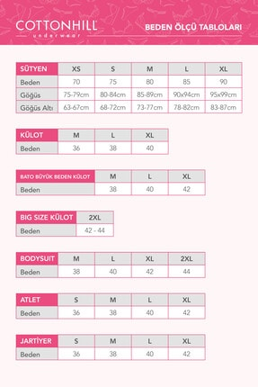 Cottonhill Kadın Renkli Basic Kalın Lastikli Pamuklu Bikini Külot 3'lü Paket 3 4