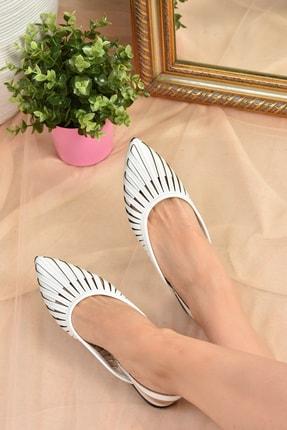 Fox Shoes Kadın Babet K294850109 0