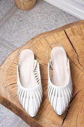 Fox Shoes Kadın Babet K294850109 1