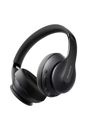 Anker A3032 Soundcore Life Q10 Kablosuz Bluetooth 5.0 Kulaklık - 60 Saate Varan Şarj - Siyah Gri - 0