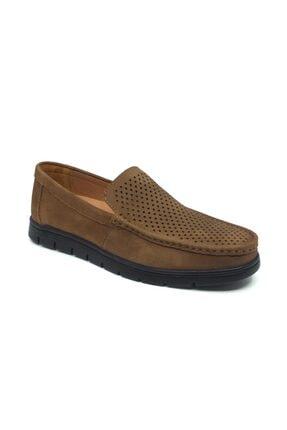 Taşpınar Saygıner %100 Deri Yazlık Rahat Erkek Comfort Rok Ayakkabı 40-45 0