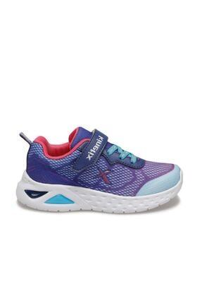 Kinetix RAIN Mor Kız Çocuk Sneaker Ayakkabı 100506390 1
