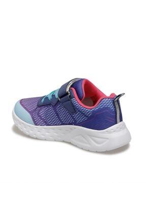 Kinetix RAIN Mor Kız Çocuk Sneaker Ayakkabı 100506390 2