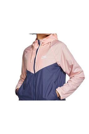 Nike Kadın Lacivert Femme Yağmurluk Cn6910-557 1