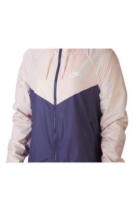 Nike Kadın Lacivert Femme Yağmurluk Cn6910-557 2