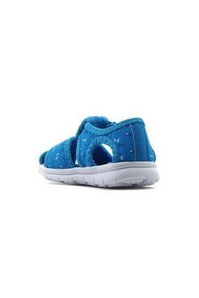 Vicco Unisex Bebek Mavi Sandalet 2