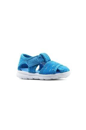 Vicco Unisex Bebek Mavi Sandalet 3