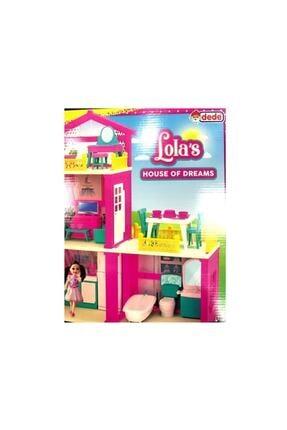 Fillikutum Lola'nın Düşler Evi 3 Katlı Aksesuarlı 1