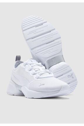 Puma Sirena Sport Kadın Beyaz Spor Ayakkabı 370550 02 3