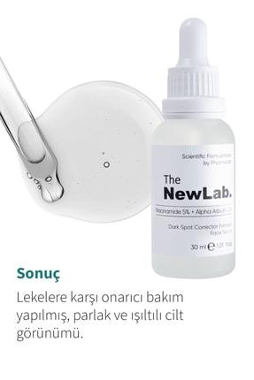 The NewLab Niacinamide 5% + Alpha Arbutin 2% - Lekeli Ciltler Için Yüz Serumu 2