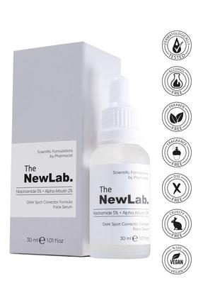The NewLab Niacinamide 5% + Alpha Arbutin 2% - Lekeli Ciltler Için Yüz Serumu 3