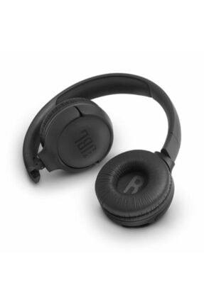 JBL T500BT Kablosuz Kulaküstü Kulaklık Siyah 3