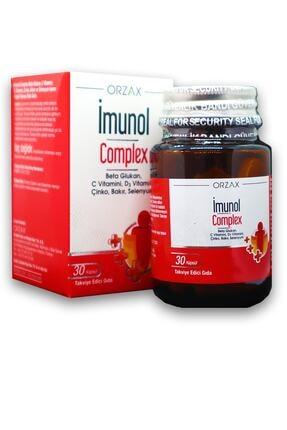 Orzax Imunol Complex 30 Kapsül 1