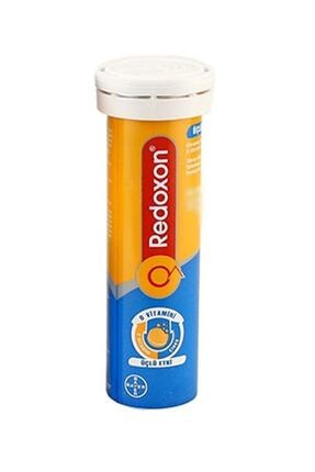 Redoxon Üçlü Etki C Vitamini D Vitamini Çinko 3 Kutu (EFERVESAN 45 TABLET) 1