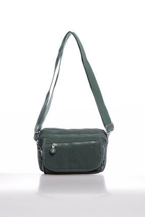 Smart Bags Smbky1189-0005 Haki Kadın Çapraz Çanta 0