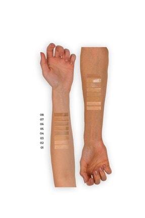 Note Cosmetics Detox & Protect Fondöten Canlandırıcı Etki 02 Natural Beige 2