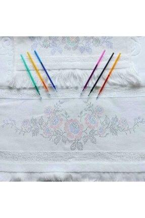 armex Isı Ile Uçan Kalem 2 Adet 6 Renk 30 Adet Kalem Içi 0.5 Mm Kalem Ucu 3