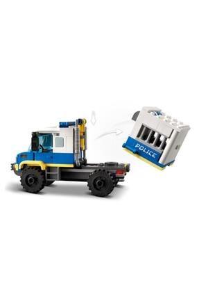 LEGO ® City Mahkum Nakliye Aracı 60276 - Çocuklar için Oyuncak Yapım Seti 244 Parça 3