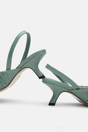 Jorbinol Kadın Yeşil Ayakkabı 3