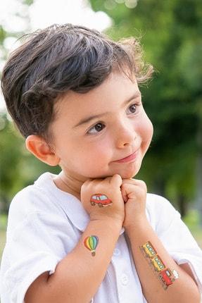 BP Tattoo Renkli Oyuncaklar Çocuk Dövmesi 0