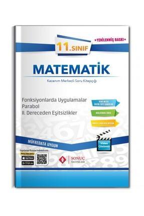 Sonuç Yayınları 11.sınıf Matematik Modüler Set 2020-2021 2