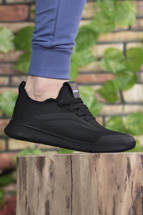 Riccon Unisex Siyah Sneaker 001202 1