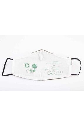 VAV WEAR Antibakteriyel Kumaş Steril Paket Bez Maske 3