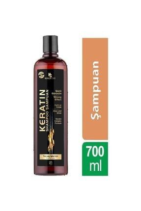 Hunca Care Keratin Şampuan 700 ml 1