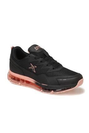 Kinetix Kadın Sneaker Spor Ayakkabı Siyah-narçiçeği Sabion W 0