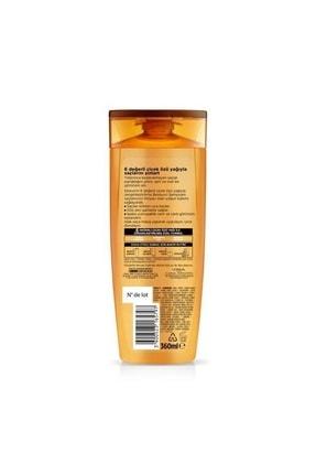 Elseve 5'li 6 Mucizevi Yağ Bakım Şampuanı 360 ml Seti  36005231657975 3