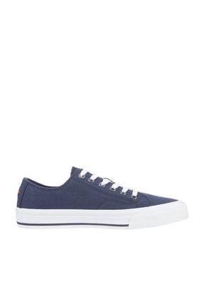 Tommy Hilfiger Kadın Lacivert Sneaker Tommy Jeans Low Cut Vulc EN0EN01351 4