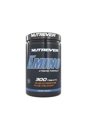 Nutrever Whey Amino 300 Tablet 0