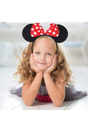 Samur Minnie Mouse Taç 3