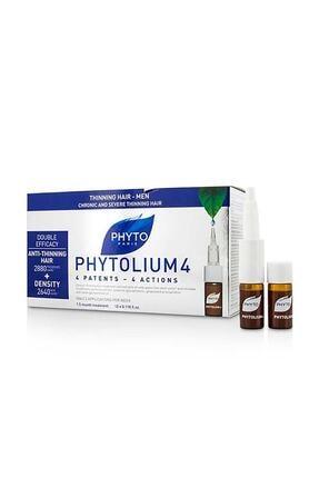 Phyto Lium 4 Saç Dökülmesine Karşı Etkili Serum 12 X 3.5 ml 0