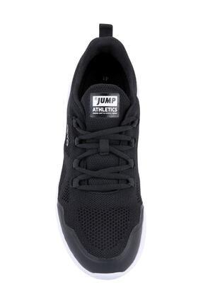 Jump 24797 Merdane Spor Siyah Beyaz Siyah Beyaz Ayakkabı 0