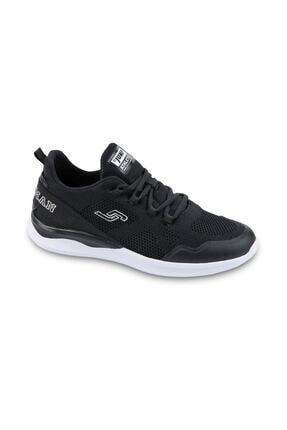 Jump 24797 Merdane Spor Siyah Beyaz Siyah Beyaz Ayakkabı 2