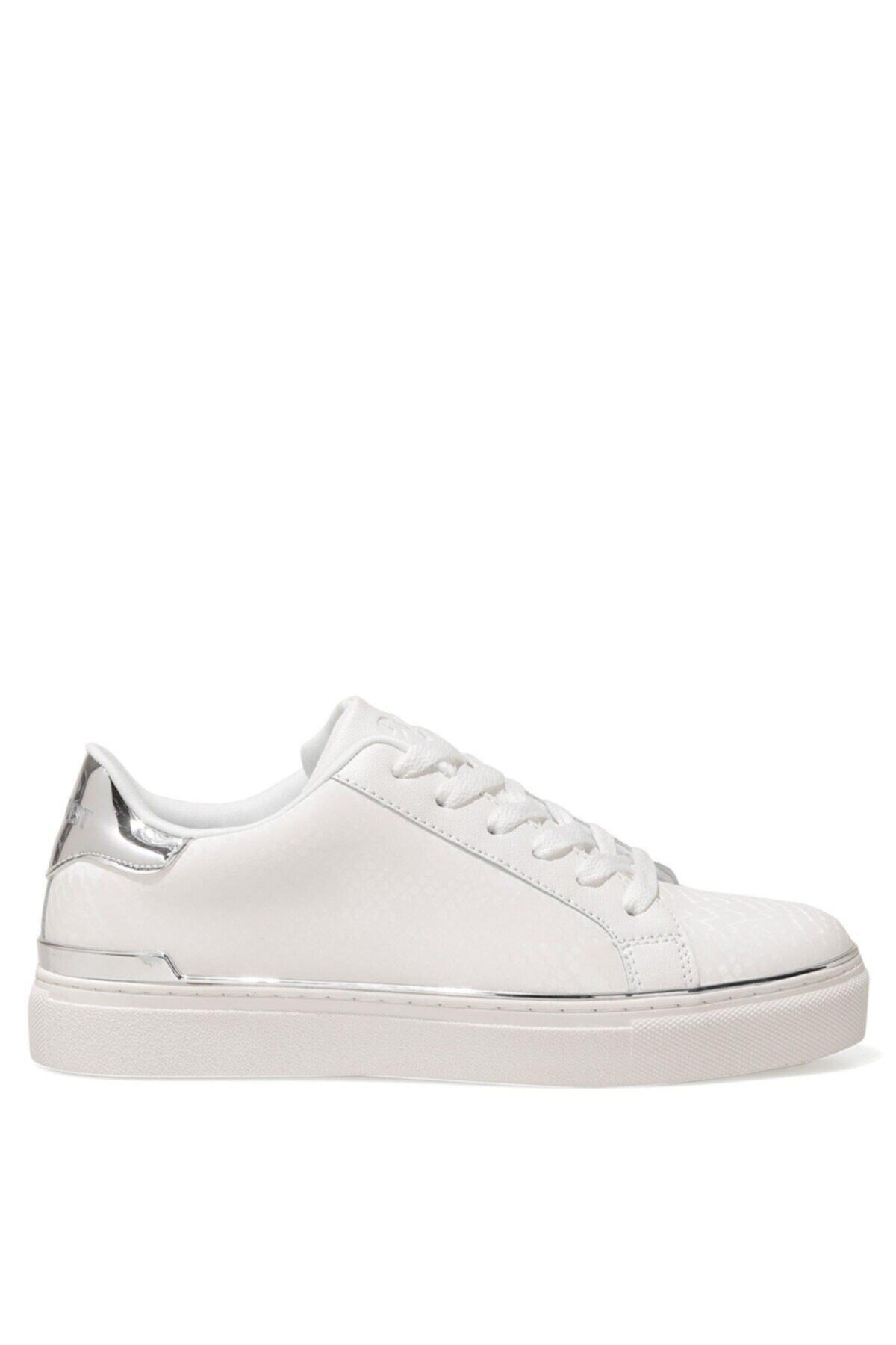 BEGANA 1FX Beyaz Kadın Sneaker Ayakkabı 101006860