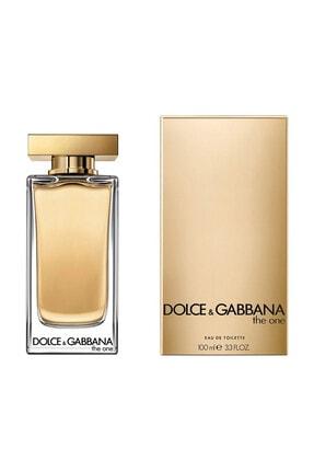 Dolce Gabbana The One Edt 100 ml Kadın Parfümü 3423473033295 0