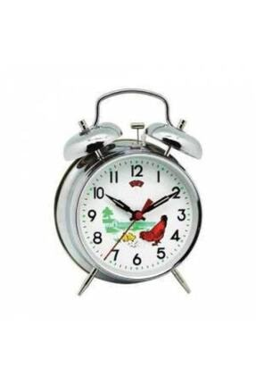 Çalar Saat Tavuklu Saat Masa Saati Nostaljik Kurmalı Masa Saati 12383968