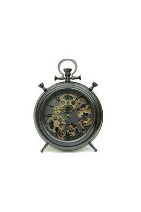 Saat Çarklı Masa Saati Duvar Saati 903445