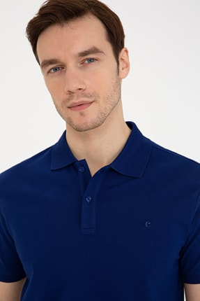 Cacharel Mavı ERKEK T-Shirt G051SZ011.000.1284664 1