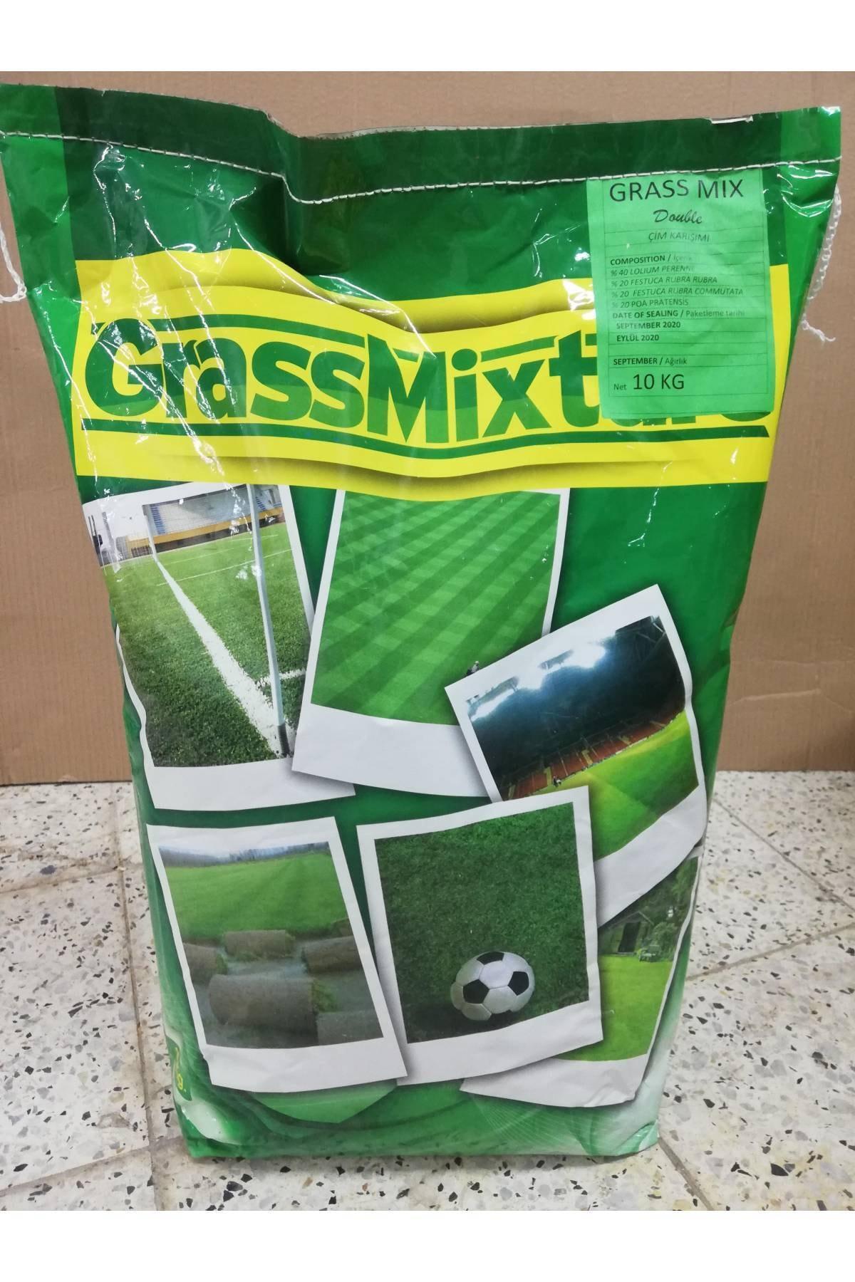 Grass Mix 4m Çim Tohumu 10 Kg