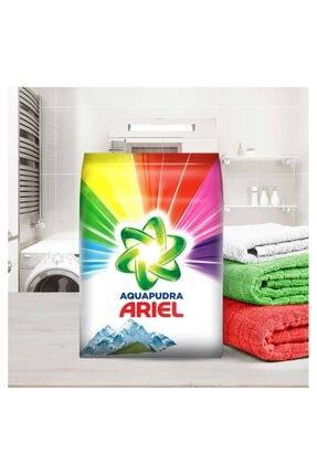 Ariel Toz Çamaşır Deterjanı Dağ Esintisi Renkliler 5 kg 4