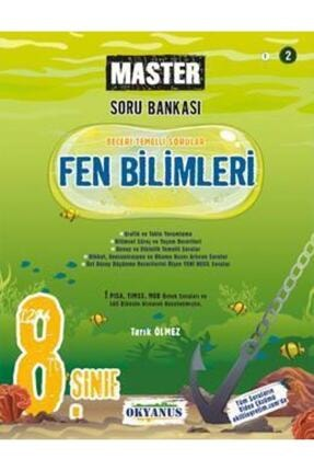 Okyanus Yayıncılık 8. Sınıf Master Fen Bilimleri Soru Bankası 0