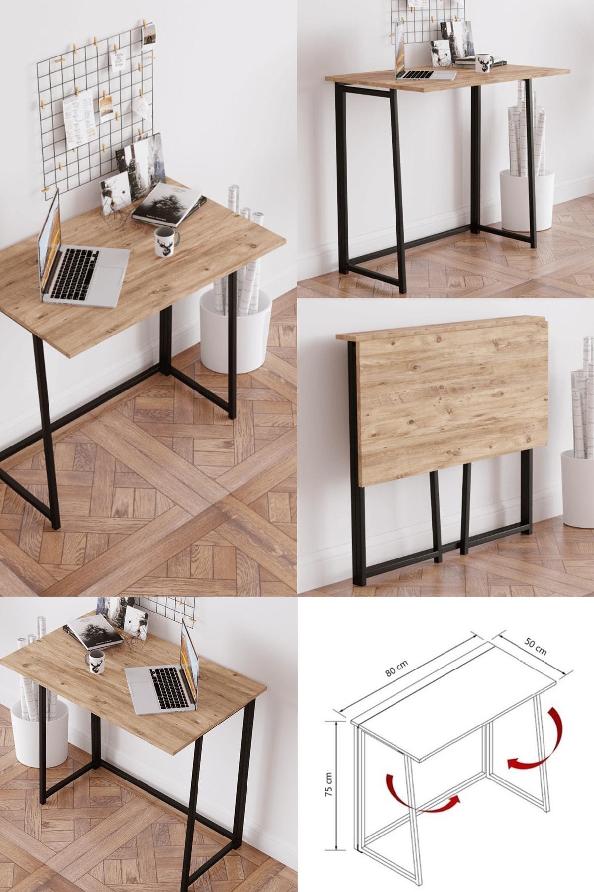 Work Katlanabilir Çalışma Masası Bilgisayar Masası Çizim Masası