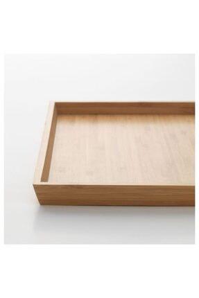 IKEA Tepsi Bambu Meridyendukkan Sunum Tepsi 25x33 Cm 1