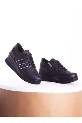ayakkabıhavuzu Kadın Siyah Spor Ayakkabı 2