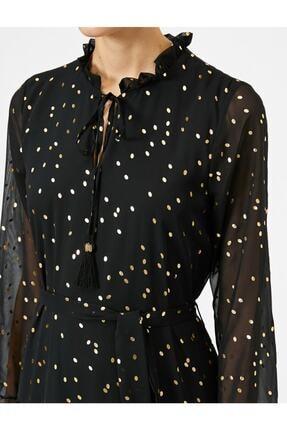 Koton Kadın Sarı Elbise 1
